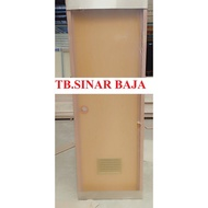 Pintu Kamar Mandi PVC Jati / Pintu PVC / Pintu Minimalis Kamar Mandi