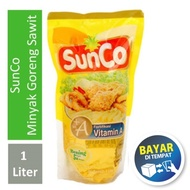 Sunco Minyak Goreng - Sunco Kemasan Pouch - Sunco 1 Liter - Minyak Goreng - Gerai Sembako Murah