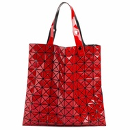 Issey Miyake Prism Red Tote Bag