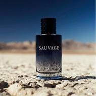 【現貨】Dior Sauvage 法國迪奧曠野清新之水 男性淡香水100ml 隨身瓶 男士持久香水 古龍水香水 當天發貨