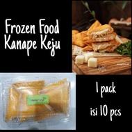 Frozen Food Kanape keju Frozen Food Enak