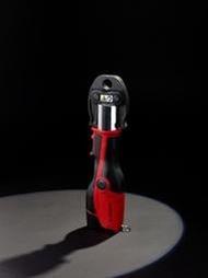 德國 Novopress ACO103充電式水管不鏽鋼管壓接機,可透過藍芽app了解壓接記錄,壓接模具定位安全設計(含稅