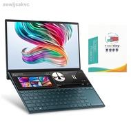"™❡◊2pcs Onestep Screen Protector Filter for 14"" Asus ZenBook Duo 14  UX481 UX482 Laptop"