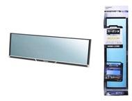 權世界@汽車用品 日本 CARMATE 碳纖紋框 3000R 緩曲面藍鏡 後視鏡 車內 後照鏡 270mm DZ264