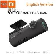 XIAOMI 70MAI 130 Degree 1080p Smart WiFi Car DVR International Version