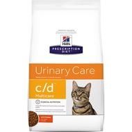 希爾思 C/D 貓用 泌尿道保健 處方飼料 CD