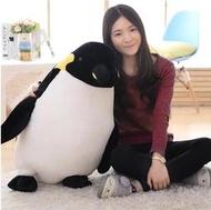 《Lady MiMi》仿真呆萌國王企鵝毛絨玩偶 小企鵝 娃娃 企鵝控 生日禮物