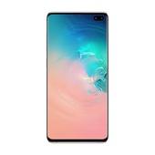 《Samsung》Galaxy S10+ 1TB版本 O極限全螢幕旗艦手機(釉光白)