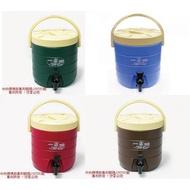 台灣製 牛88日式保冷保溫茶桶 【13L】