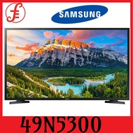 Samsung TV 49N5300 49 Inch Full HD Smart LED TV With Built-in Receiver (49N5300)