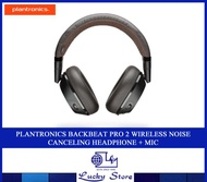 PLANTRONICS BACKBEAT PRO 2 WIRELESS NOISE CANCELING HEADPHONE + MIC