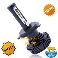 可調焦距 6S LED 飛利浦 ZES 4500LM 白光 H1 H3 H4 HS1 H7 H11 9006 大燈 頭燈