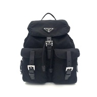 【PRADA】1BZ677 黑色 小型(熱銷後背包)