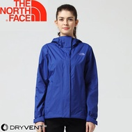 [現貨]The North Face 女 DV防水外套《藍》/防水外套/風衣/3CHU