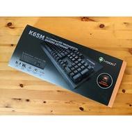 艾芮克 I-Rocks K65MS K65M 機械鍵盤 紅軸 紅光 CHERRY版