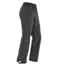 【【蘋果戶外】】marmot 41240-0001 黑色 美國 男 PreCip 土撥鼠 防水雨褲 類GORE-TEX 防水褲 風衣褲