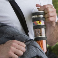 Blender Bottle 《Gostak系列》多層補給保鮮罐(黑)