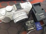 二手 Panasonic LX5 數位相機 取代lx3 lx7 a100