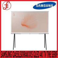 SAMSUNG TV QLED SMART 4K UHD TV SERIF QA55LS01RAKXXS 55INCH TV  QLED 4K SMART TV THE SERIF