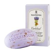 蔓菲蘿Manufaktura 天然草本玫瑰肥皂、天然草本薰衣草肥皂 150g