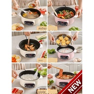 Mini electric cooker small dormitory students small single multifunctional electric cooker household small cooker 2-3