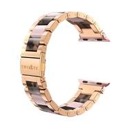 Wearlizer สำหรับสายคาด Apple Watch สแตนเลสสำหรับ Apple นาฬิกา Series 5 4 3 2 1 Clasp ผีเสื้อสำหรับ Apple Watch