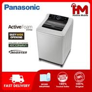 (FREE WASHING MACHINE BASE) Panasonic 16KG Top Load Inverter Washer NA-FS16G4