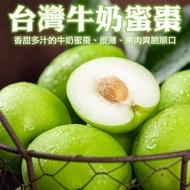 【WANG 蔬果】燕巢區牛奶蜜棗(4斤/箱)