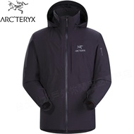 特價 Arcteryx 始祖鳥 頂級防水透氣保暖化纖外套/GTX雪衣/登山/旅遊 男款 Fission SV 19645 狄馬褐