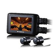 送32G記憶卡『 寶麗萊 Polaroid MS276WG 』前後雙鏡頭機車行車紀錄器/記錄器 WIFI APP 160度廣角 F1.8光圈 SONY IP67 GPS