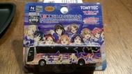 Mini 現貨 Tomytec 巴士 301776 N規 東海巴士 Aqours 4號車