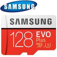 SAMSUNG 三星 128GB 128G 100MB/s EVO Plus microSDXC TF U3 C10 記憶卡