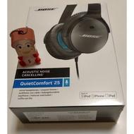BOSE QuietComfort QC25 抗噪耳機 IPHONE