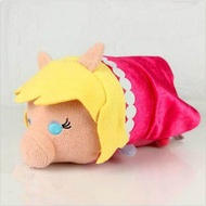 "New Authentic Tsum Medium 12"" The Muppets Miss Piggy Plush Toy"