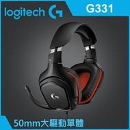 【宏華資訊廣場】Logitech羅技 - G331 電競耳機麥克風