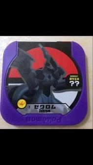 台機可刷 神奇寶貝 捷克羅姆tretta 獎盃級 特殊紫色P卡 剋 蓋歐卡 帕路奇亞 水君 伊裴爾塔爾