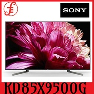 SONY SMART TV UHD 85INCH KD85X9500G ULTRA HD 4K ANDROID LED TV
