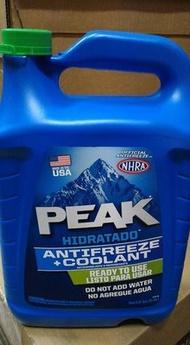 ~油品味~【PEAK】美國原裝進口 長效型水箱冷卻液 50% 水箱精