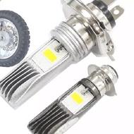 現貨當天寄 二代 小盤 H6LED 交流AC 直上LED大燈 小皿 奔騰 豪邁 迪爵 高手 G4  H6 H4 LED