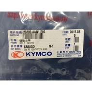 光陽 KYMCO 原廠 新G6 VVCS 雷霆 S 皮帶 AAG1