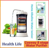 Cosway Hexagon water machine 8 stage Water Purifier 89648 water filters