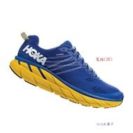 下殺5折 HOKA ONE ONE(男) Clifton6 寬楦 超緩震跑鞋 慢跑鞋 HO1102876NBLM