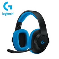 羅技 G233 有線遊戲耳機麥克風-幻競之聲