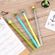 น่ารักCactus GelปากกาCanetas Kawaiiหมึกสีดำปากกาสำหรับเขียนโรงเรียนเด็กของขวัญสร้างสรรค์เกาหลีเครื่อง...