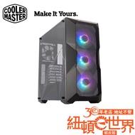 Cooler Master 酷碼 MASTERBOX TD500 ARGB 透明壓克力側板 E-ATX 電腦機殼