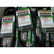 日本製BANDO 皮帶 KYMCO 得意100/高手100/心情100/JR100 專用 耐用、傳動確實、品質有保障 光陽 JR100 KIWI 100