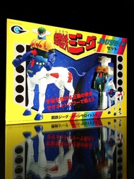 2FA-7  櫃 : TAKARA  鋼鐵吉克 STEEL JEEG +  鋼鐵戰馬 PANSAROIDO  鋼鐵傑克