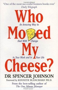 Adult Fictio Who Moved My Cheese English Version of The Novel English Reading Book English Learning Language Books