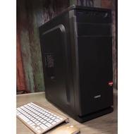 六核心電腦主機 FX6300 獨顯GTX-650ti 高階技嘉主機板 240G ssd固態硬碟 遊戲主機 6核可當文書機