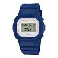 Casio G-Shock DW-5600M-2ER Digital Quartz Blue Resin Unisex Watch